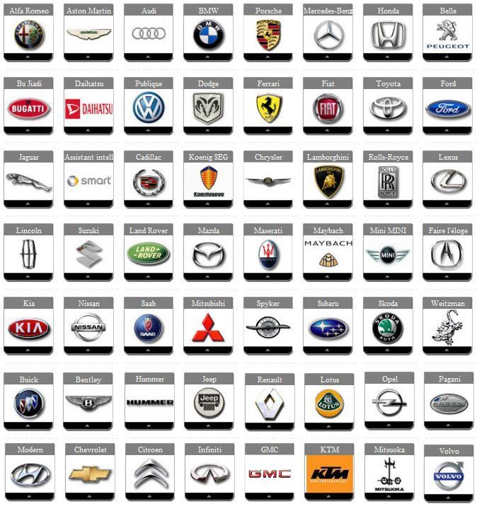 Marque De Voiture >> Mandataire Automobile En Ligne Achat De Voitures Neuves